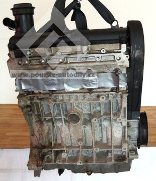 Motor 1,6i BGU 75KW / 102PS, Seat Altea 04-06
