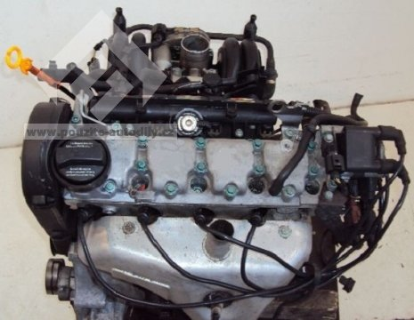 Motor ALD 1.0 MPi 37KW 50PS Seat
